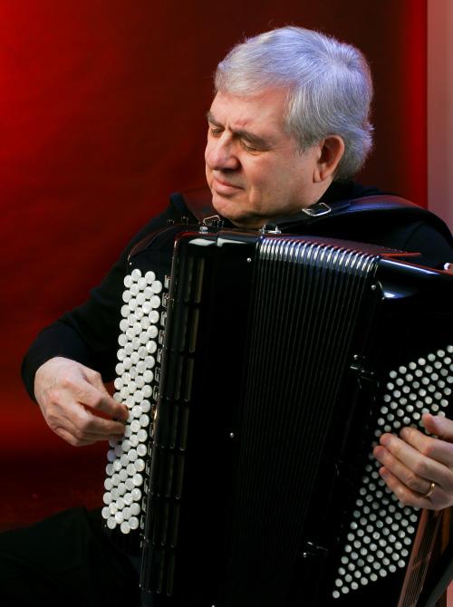 N. Antonio Peruch, Classical Concert Accordionist